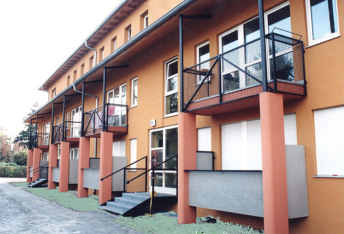 Mehrfamilienhaus Berlin-Pankow