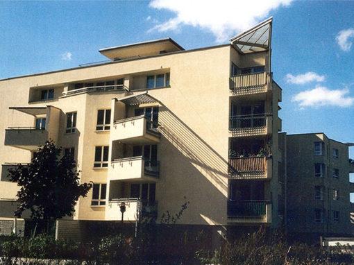 Sozialer Wohnungsbau Berlin-Reinickendorf